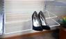 Полка для каблуков двойная 603 x 350